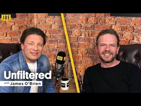 Jamie Oliver: The Naked Chef's crusade to change the world   Unfiltered with James O'Brien #30