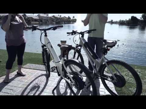 Travel The Open Road, Polaris Electric Bikes