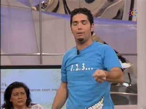 Pepito El Caja cuenta un chiste sobre vendedores