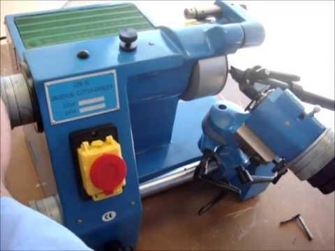 Afiadora Universal Dispositivo para afiação de brocas