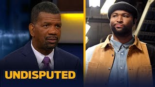 Lakers won't have a shot at a title after Boogie Cousins' ACL injury — Rob Parker   NBA   UNDISPUTED