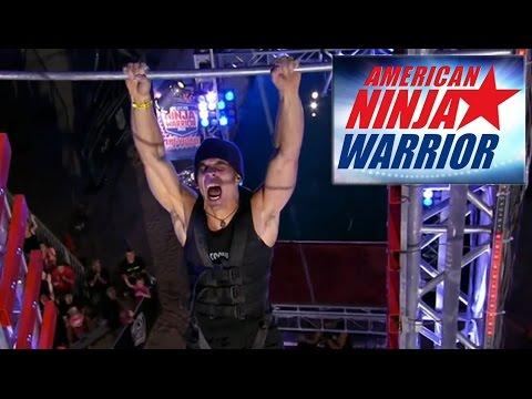 American Ninja Warrior All Star Skills Competition Super Salmon Ladder Season 8
