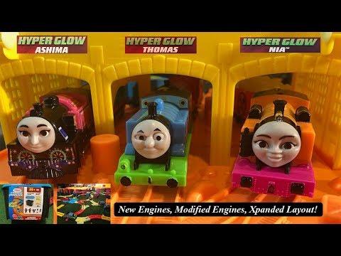 Xxx Mp4 Thomas And Friends Toy Trains HyperGlow Thomas Nia Ashima The HyperGlow Track Bucket 3gp Sex