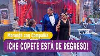 ¡Che Copete estuvo en el restaurante MCC! - Morandé con Compañía 2017