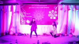 Dance Shape of You by Rabbina and Zarin