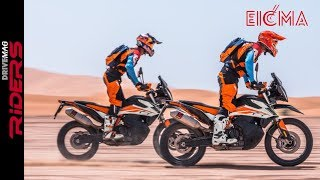 KTM 790 Adventure R - Everything you need to know   Expert Interview