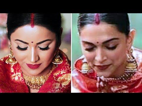 Xxx Mp4 How To Deepika Padukone Quot SINDOOR Quot LOOK Complete Hair And Makeup Tutorial 3gp Sex