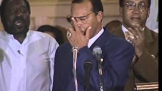 Farrakhan Speaks on the Confederate Flag
