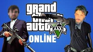 GTA 5 PC Türkçe Online | Market Soygunu | w/ Oyun Günlüğü | Bölüm 5