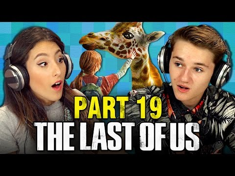 THE LAST OF US: PART 19 (Teens React: Gaming)