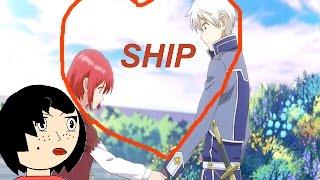 Akagami no Shirayuki-hime Episode 4 Review