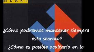 Heart - Secret (Subtitulado en Español)