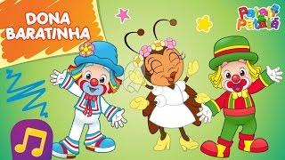 Patati Patatá - Dona Baratinha (DVD O Melhor da Pré-escola)