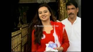 Telugu actress Isha video