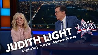 Judith Light: Transparent Is 'The Gift That Keeps On Giving'