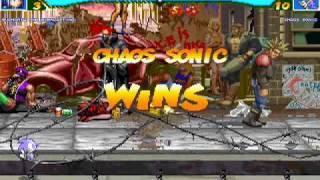 366 Pelea Torneo Supremo M.U.G.E.N.
