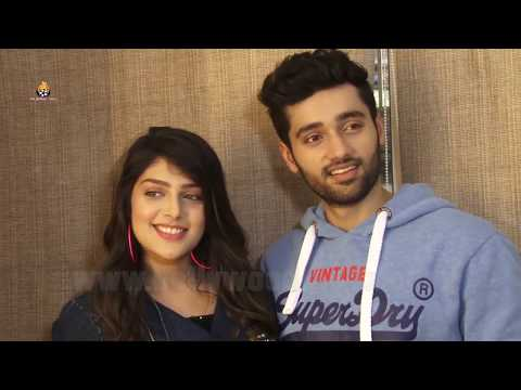 Xxx Mp4 Utkarsh Sharma And Ishitha Chauhan At Umang College Festival For GENIUS Film Promotion 3gp Sex