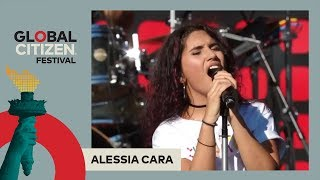 Alessia Cara Performs 'Scars To Your Beautiful' | Global Citizen Festival NYC 2017