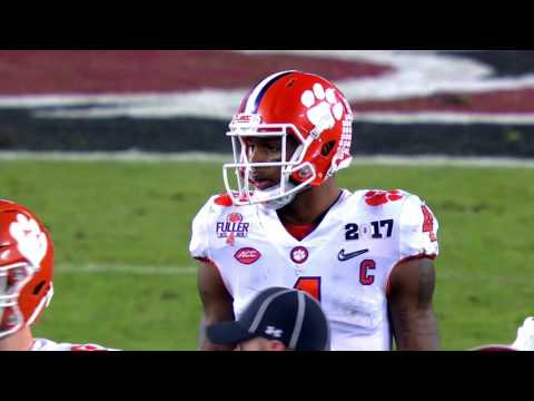 Reliving the frantic final three drives from Clemson s magical wi