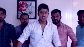 Kempegowda Sudeep & P.Ravi shankar   Dubsmash by Karthik & Team
