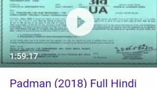 Pad man full movies