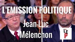 L'Emission politique avec Jean-Luc Mélenchon face à Edouard Philippe - 28/09/17  (France 2)