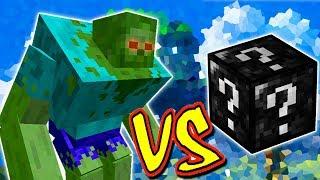 MUTANTE ZUMBI VS. SUPER LUCKY BLOCK (MINECRAFT LUCKY BLOCK CHALLENGE)