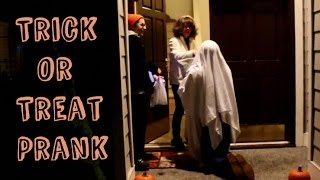 Trick Or Treat As An Adult PRANK