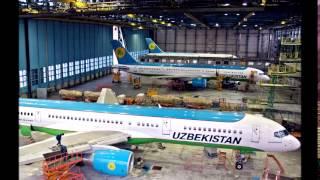 Uzbekistan industry