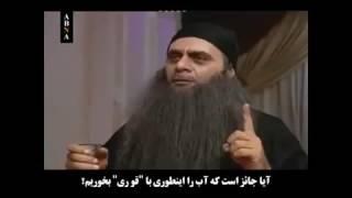 نحوه اب خوردن داعشیها...