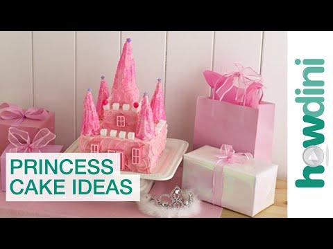 Birthday Cake Ideas The Princess Castle Cake Birthday Cake