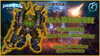 Grubby | Heroes of the Storm - Garrosh - Changed But Not Broken? - HL 2018 S1 - Braxis Holdout