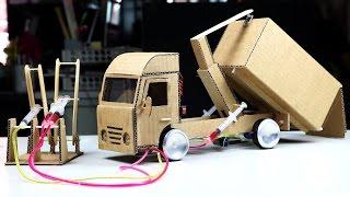 Amazing Hooklift Truck - Mini Gear Trailer Video