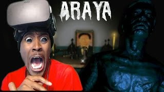 CANDLE AND INCENSE RITUAL GONE WRONG ||  ARAYA CHAPTER 3 Oculus Rift
