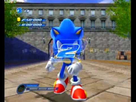 Sonic Unleashed A Back to Back Comparison