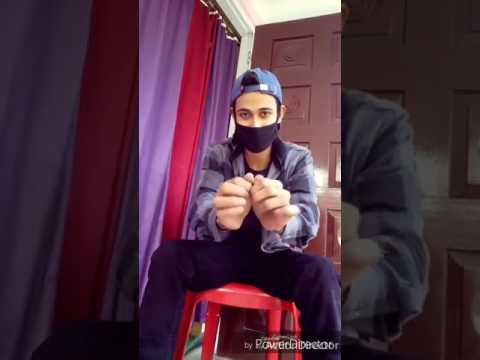 Best Finger Tutting Dance on Kaun Tujhe Yun Pyaar Karega By Nahid Ahmed