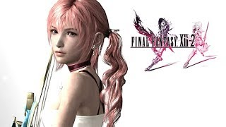 Final Fantasy XIII-2 All Cutscenes (Game Movie) 1080p HD