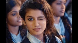 Priya Warrier - The girl  who conquered social media with a wink of an eye