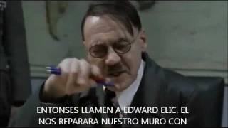 Hitler se entera de que Edward Elric pierde su alquimia (FMA BROTHERHOOD) xxxDDD!!!