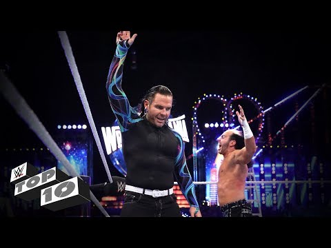 Your Most Watched WWE Moments on YouTube WWE Top 10 Oct. 10 2017