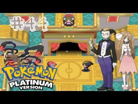 Guida Pokémon Platino parte 44 - Gli Assi del Parco: Paride e Catlina