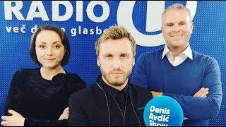 Napeto soočenje kandidatov za ŽUPANA RADIA 1: Anja Ramšak proti Mihi Deželaku