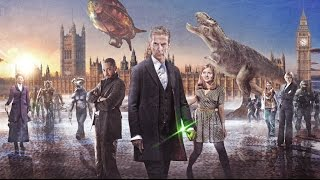 Doctor Who | Series 8 Trailer | Peter Capaldi