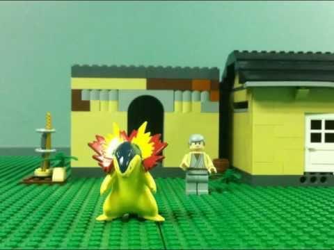 Lego Pokemon Episode 1