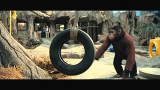 El Origen del Planeta de los Simios - Nuevo tráiler