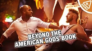EXCLUSIVE: How American Gods Will Go Beyond the Book! (Nerdist News w/ Jessica Chobot)