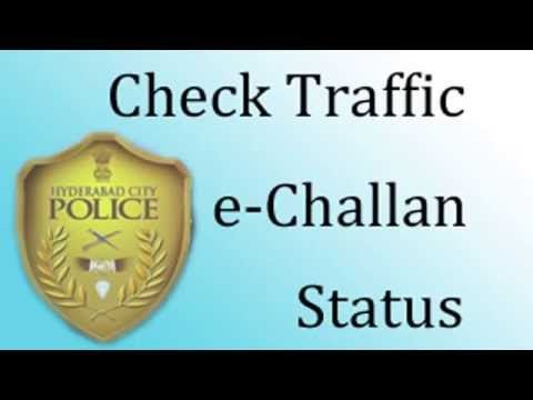 How to Check Vehicle Challan Status