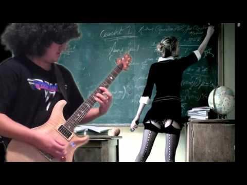 Xxx Mp4 Van Halen Hot For Teacher Guitar And Vocal Cover Song 3gp Sex