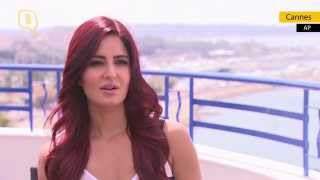 The Quint: Katrina Kaif Makes her Debut at the Cannes Film Festival