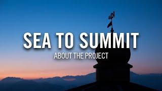 Sea to summit in Iran: From the Caspian Sea to Damavand (5,671 meters)